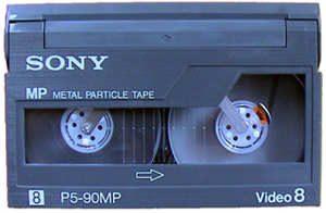 video 8 digitaliseren